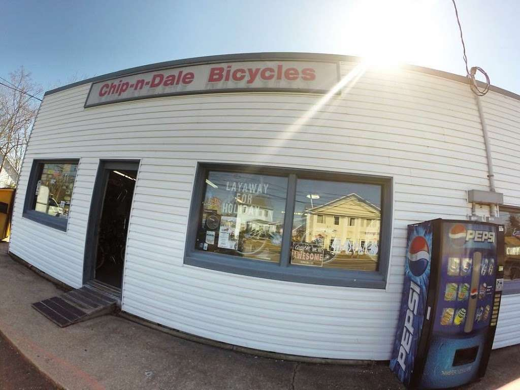 Chip-N-Dale BMX - bicycle store  | Photo 2 of 8 | Address: 1240 Monmouth Rd, Mt Holly, NJ 08060, USA | Phone: (609) 261-1981