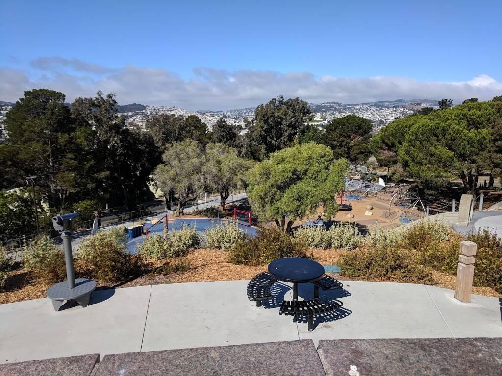 Hilltop Park - park    Photo 6 of 10   Address: La Salle & Whitney Young Circle, San Francisco, CA 94124, USA   Phone: (415) 819-6138