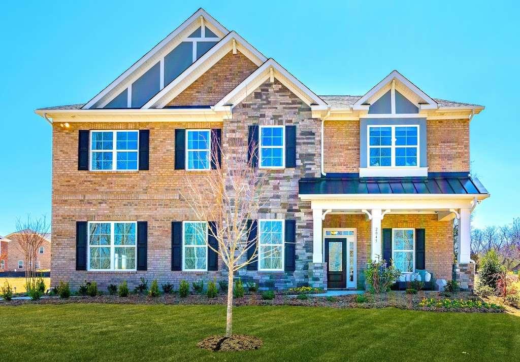 M/I Homes Blume - real estate agency  | Photo 1 of 10 | Address: 2045 Sweet William Drive, Harrisburg, NC 28075, USA | Phone: (704) 228-3892