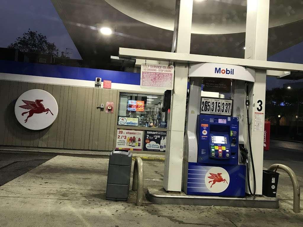 Mobil - gas station  | Photo 1 of 4 | Address: 154-02 Horace Harding Expy, Flushing, NY 11367, USA | Phone: (718) 939-8337