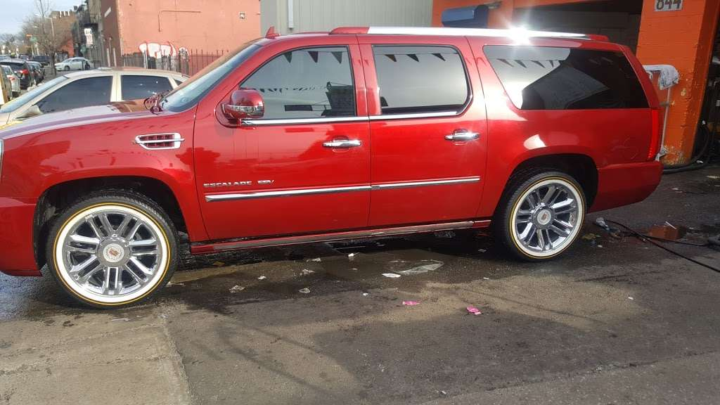 Z & U Hand Car Wash - car wash  | Photo 1 of 10 | Address: 844 Clinton Ave, Newark, NJ 07108, USA | Phone: (862) 240-1515