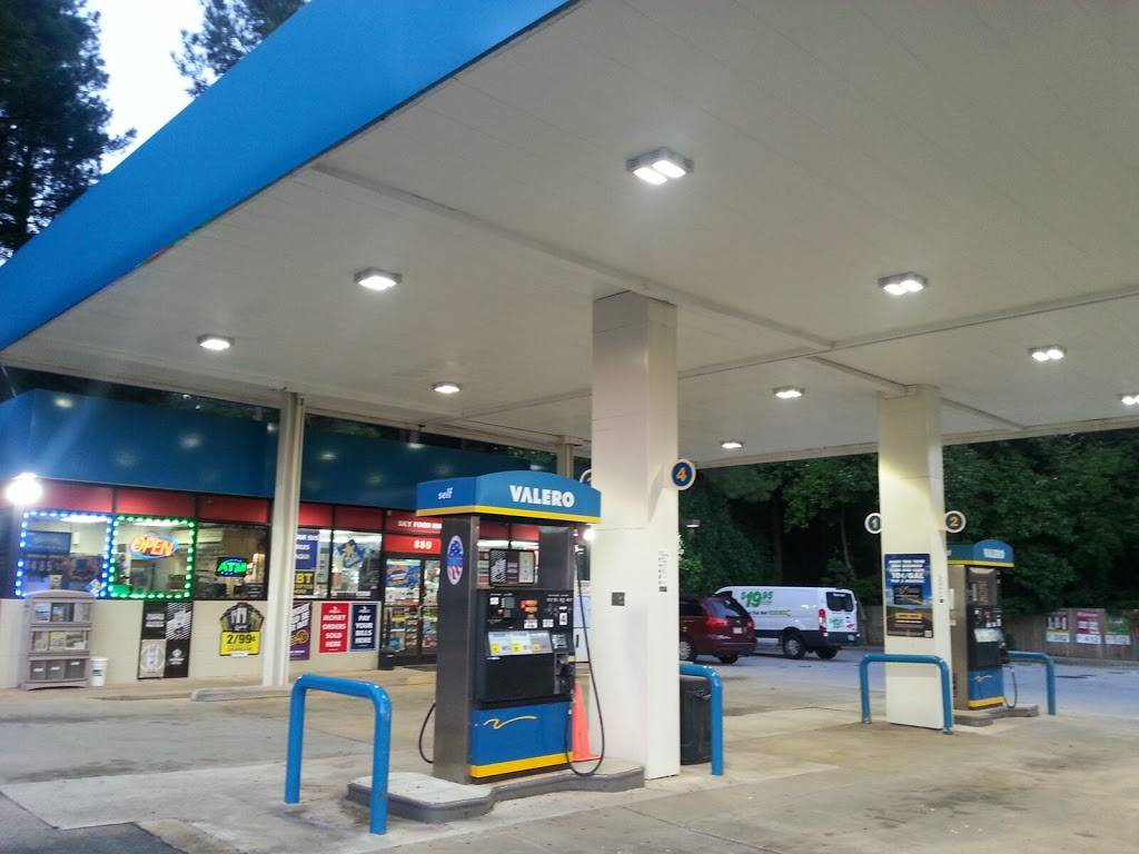 Sky Food Mart (VALERO) - gas station  | Photo 5 of 7 | Address: 880 E Chatham St, Cary, NC 27511, USA | Phone: (919) 465-0077