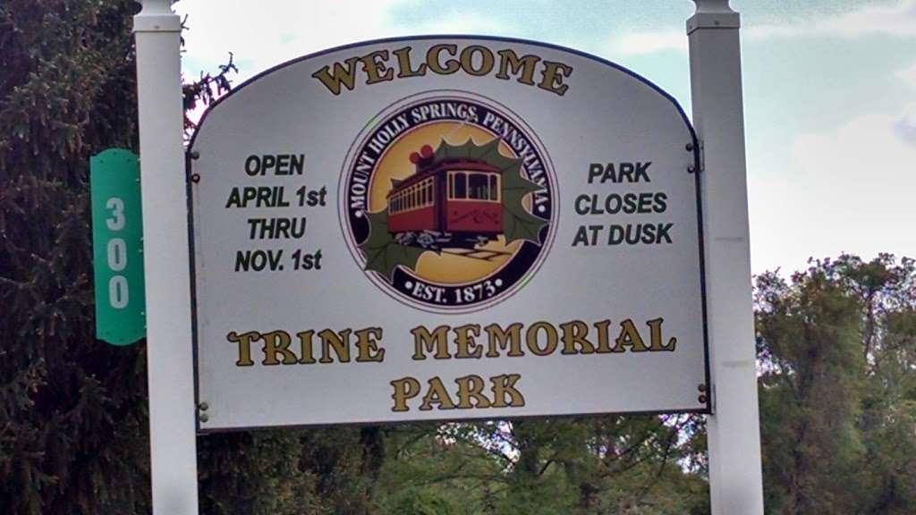 Trine Park - park  | Photo 9 of 10 | Address: 362 W Pine St #322, Mt Holly Springs, PA 17065, USA