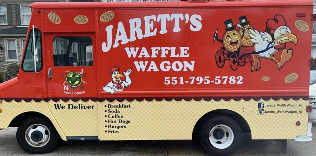 Waffle wagon - restaurant  | Photo 2 of 4 | Address: 4 Mt Vernon St, Ridgefield Park, NJ 07660, USA | Phone: (551) 259-4040