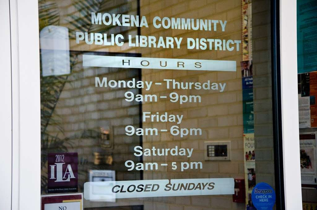 Mokena Community Public Library District - library  | Photo 10 of 10 | Address: 11327 195th St, Mokena, IL 60448, USA | Phone: (708) 479-9663