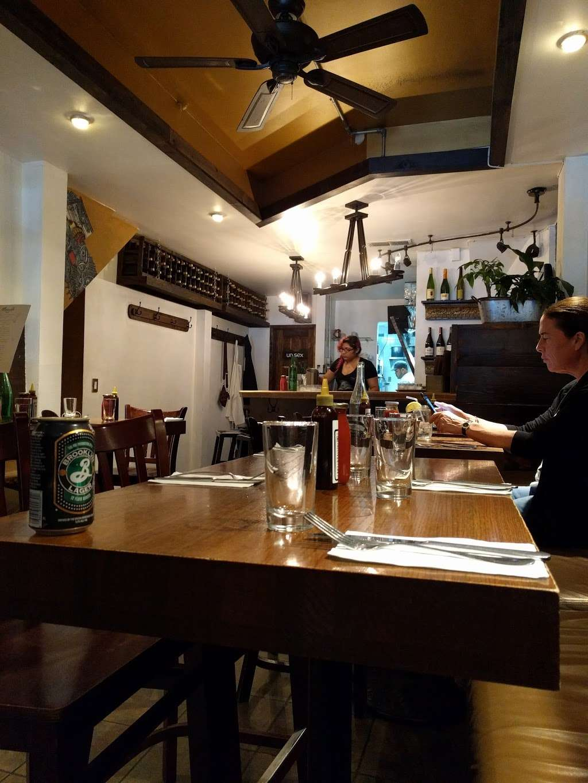 Brindle Room - restaurant    Photo 6 of 10   Address: 277 E 10th St, New York, NY 10009, USA   Phone: (212) 529-9702