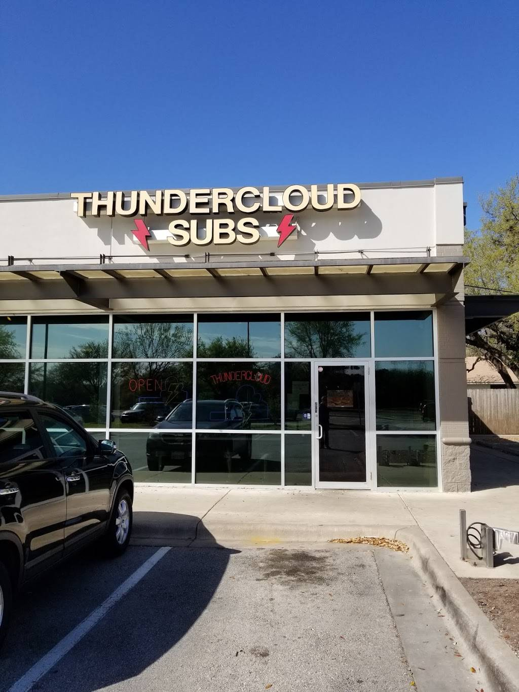 ThunderCloud Subs - meal takeaway  | Photo 1 of 10 | Address: 3601 W William Cannon Dr #300, Austin, TX 78749, USA | Phone: (512) 891-6782