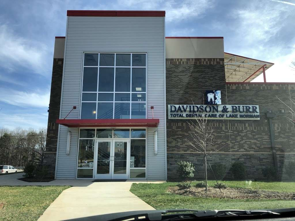 Davidson & Burr: Total Dental Care of Lake Norman - dentist    Photo 3 of 7   Address: 317 Alcove Rd, Mooresville, NC 28117, USA   Phone: (704) 663-1800