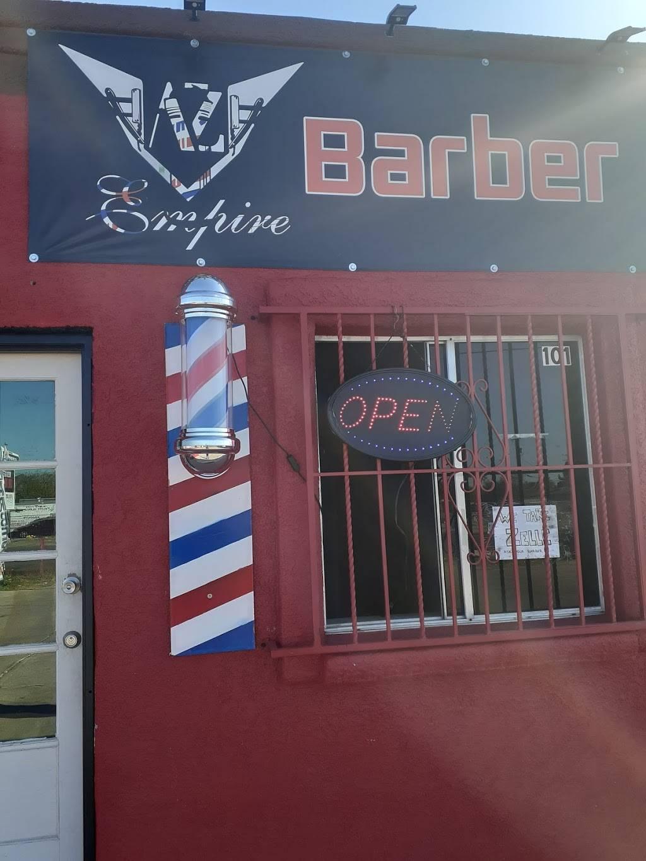 AZ Empire Barbershop - hair care    Photo 1 of 1   Address: 4567 S 12th Ave, Tucson, AZ 85714, USA   Phone: (520) 849-7823