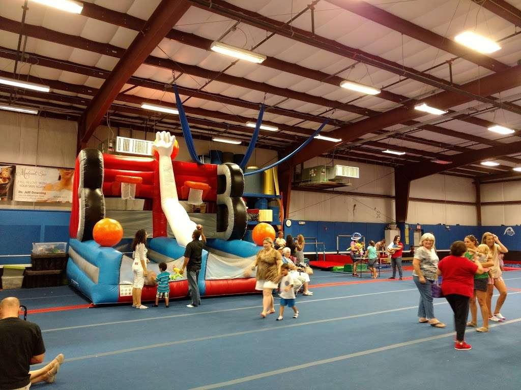 Double Down Athletics - gym  | Photo 1 of 10 | Address: 1551 Swanson Dr, Oviedo, FL 32765, USA | Phone: (407) 365-8021