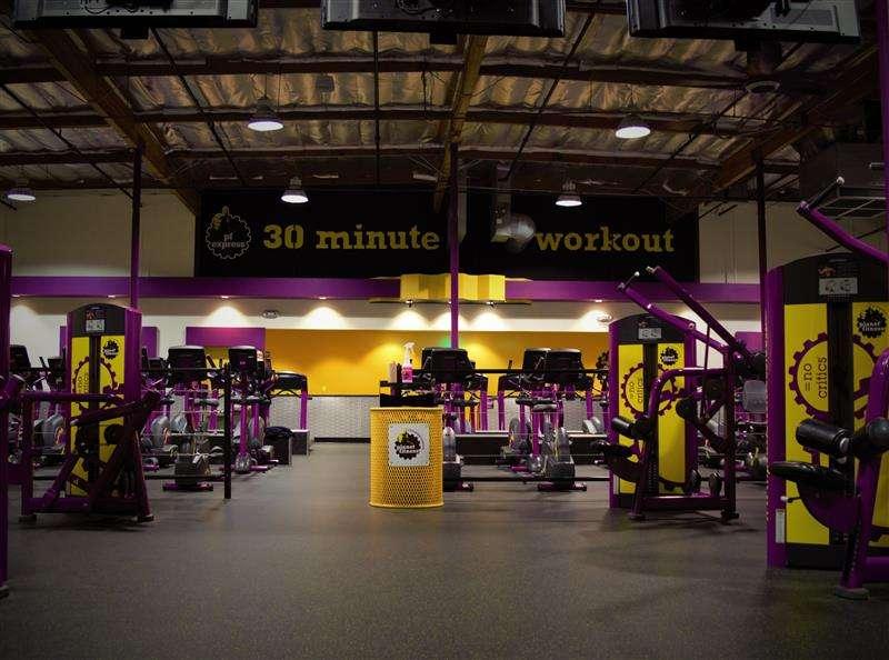 Planet Fitness 1328 Saratoga Ave San Jose Ca 95129 Usa