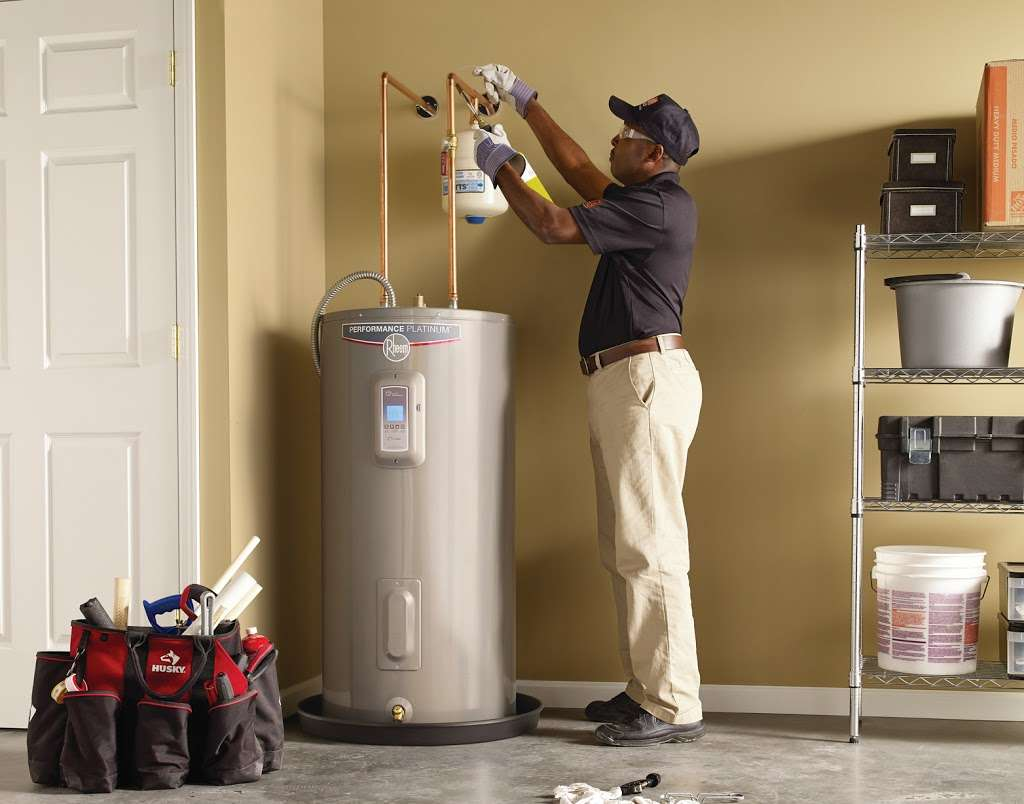 Home Services at The Home Depot - painter  | Photo 7 of 10 | Address: 1551 Dunlawton Blvd, Port Orange, FL 32127, USA | Phone: (386) 361-3452