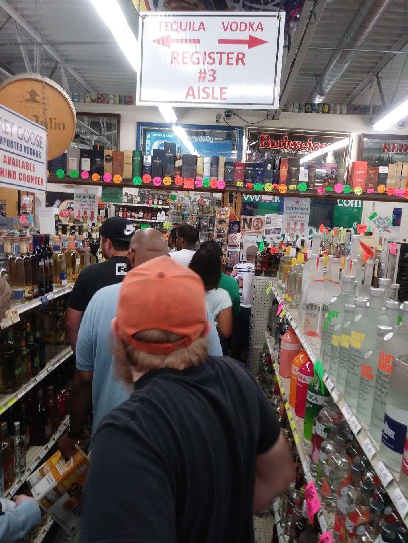 King Liquors - store  | Photo 6 of 10 | Address: 8226 Pulaski Hwy, Rosedale, MD 21237, USA | Phone: (410) 686-2770