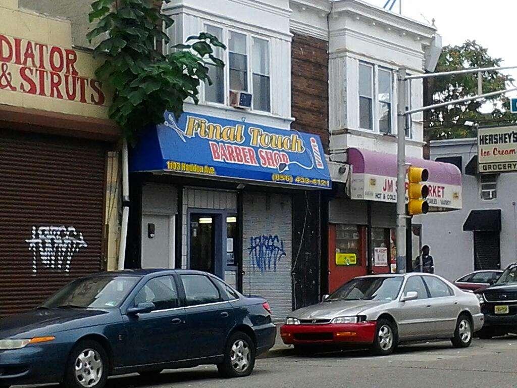 Final Touch Barbershop - hair care  | Photo 1 of 2 | Address: 1103 Haddon Ave, Camden, NJ 08103, USA