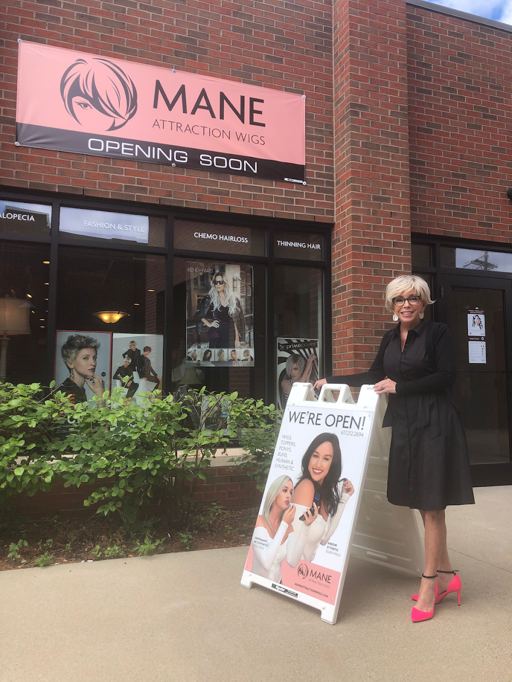 Mane Attraction Wigs - hair care  | Photo 1 of 7 | Address: 139 Lynnfield St Suite 201, Peabody, MA 01960, USA | Phone: (617) 212-2694