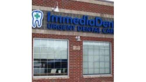 ImmediaDent - Urgent Dental Care - dentist    Photo 9 of 10   Address: 2128 Mounds Rd, Anderson, IN 46016, USA   Phone: (765) 642-0400