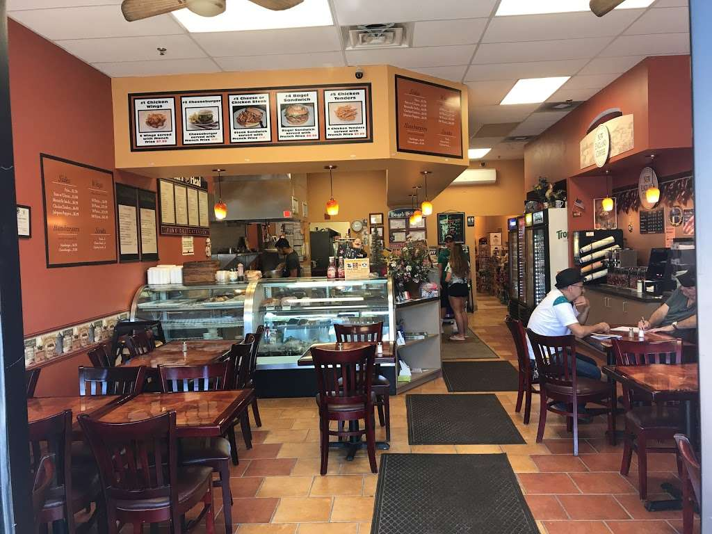 Delran Bagel Cafe - bakery  | Photo 1 of 10 | Address: 1361 S Fairview St, Delran, NJ 08075, USA | Phone: (856) 764-1112