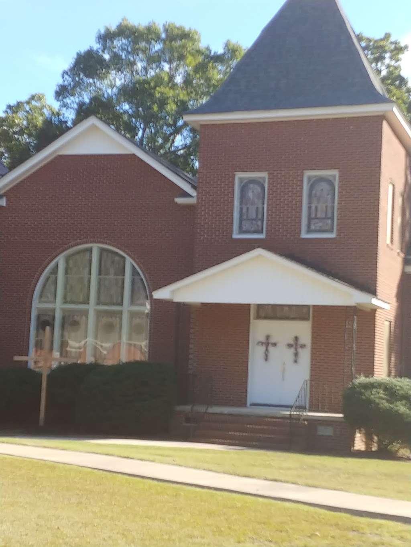 Beersheba Presbyterian Church - church  | Photo 2 of 5 | Address: 130 S Beersheba Rd, Clover, SC 29710, USA | Phone: (803) 684-2052