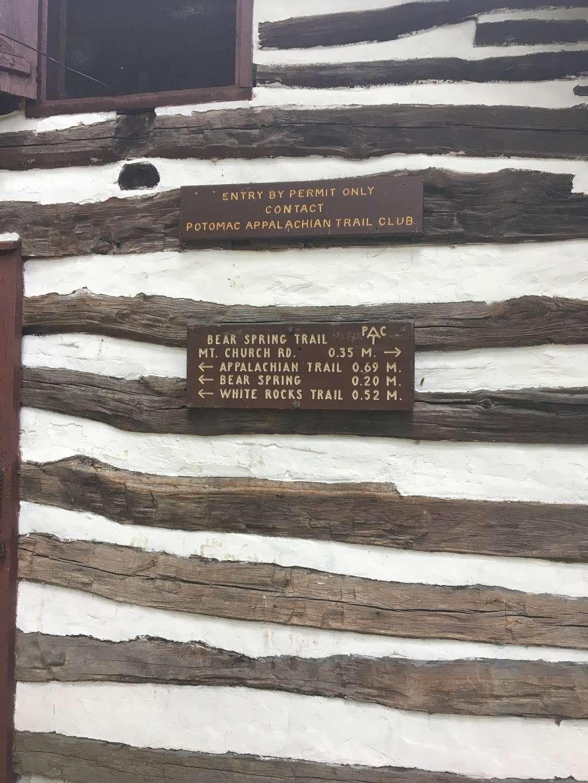 Bear Spring Cabin PATC - lodging  | Photo 4 of 10 | Address: 22, Burkittsville, MD 21769, USA | Phone: (703) 242-0315