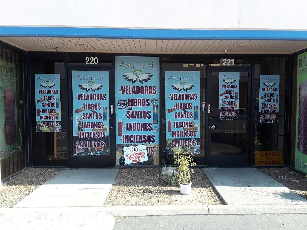 Botanica Angelos Careva imp. - home goods store    Photo 6 of 10   Address: 993 W Valley Blvd #221, Bloomington, CA 92316, USA   Phone: (909) 421-1885