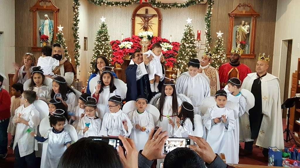 Holy Family Roman Catholic Church - church  | Photo 3 of 9 | Address: 210 Monroe St, Linden, NJ 07036, USA | Phone: (908) 862-1060