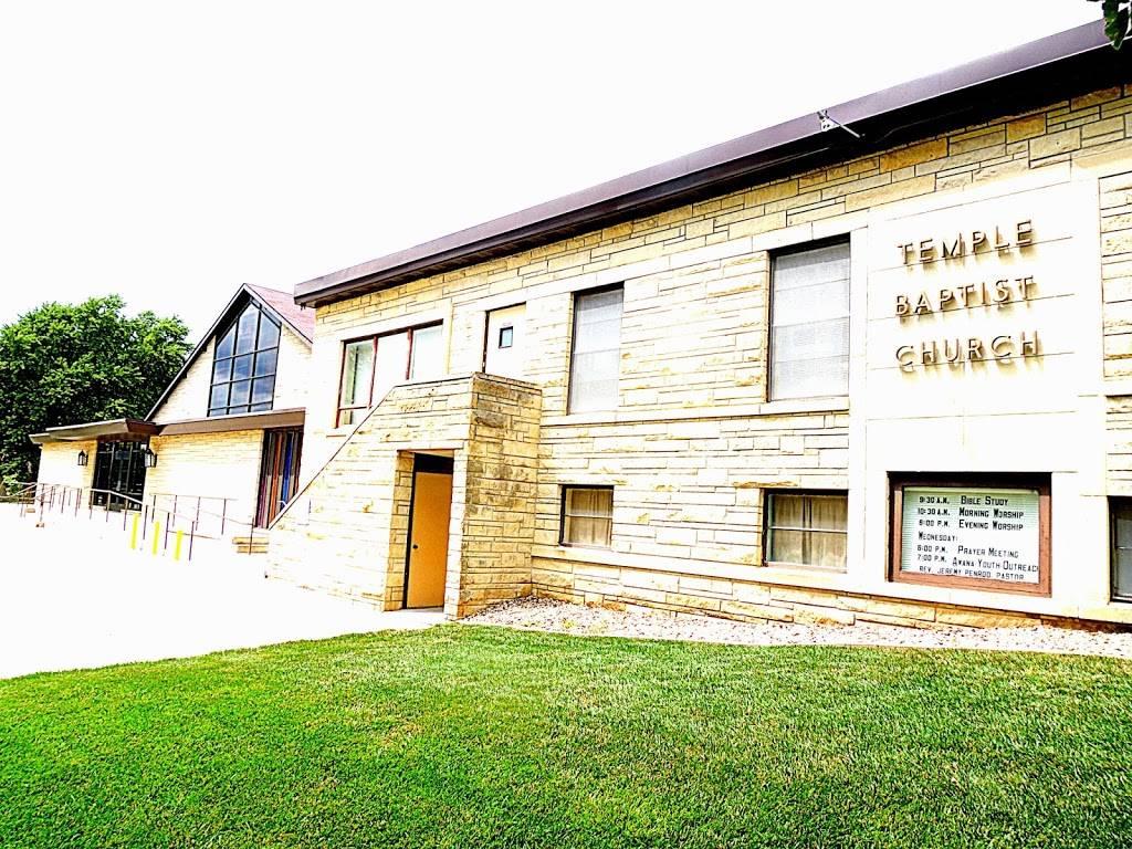Temple Baptist Church - church  | Photo 3 of 3 | Address: 4940 Randolph St, Lincoln, NE 68510, USA | Phone: (402) 483-4469