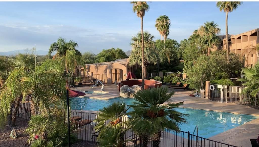 La Posada Lodge & Casitas, Ascend Hotel Collection - lodging    Photo 3 of 9   Address: 5900 N Oracle Rd, Tucson, AZ 85704, USA   Phone: (520) 887-4800