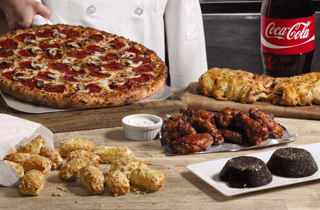 Dominos Pizza - meal delivery  | Photo 1 of 6 | Address: 1524 125th Ave NE, Blaine, MN 55449, USA | Phone: (763) 755-3030