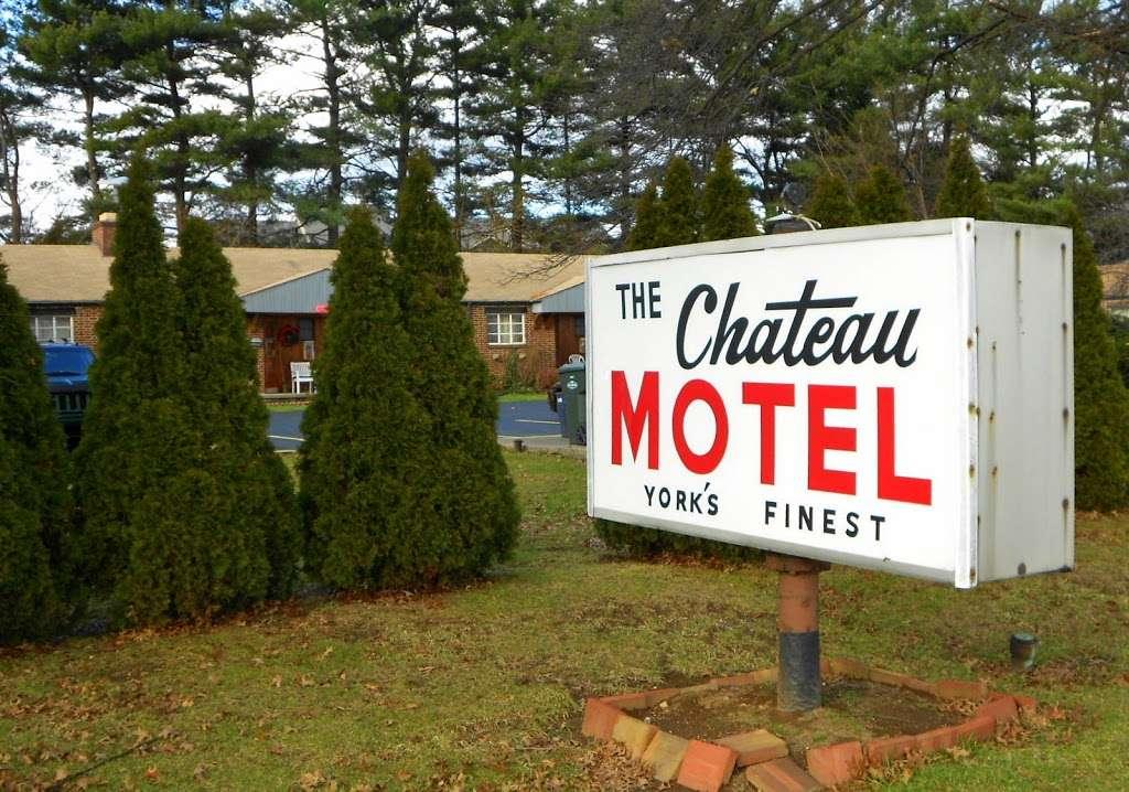 Chateau Motel - lodging  | Photo 2 of 3 | Address: 3951 E Market St, York, PA 17402, USA | Phone: (717) 757-1714