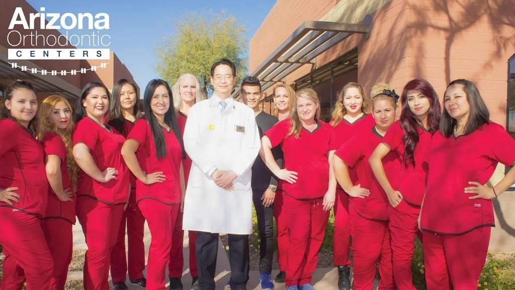 Arizona Orthodontic Centers - dentist    Photo 1 of 10   Address: 4130 N 108th Ave # 103, Phoenix, AZ 85037, USA   Phone: (623) 877-8500