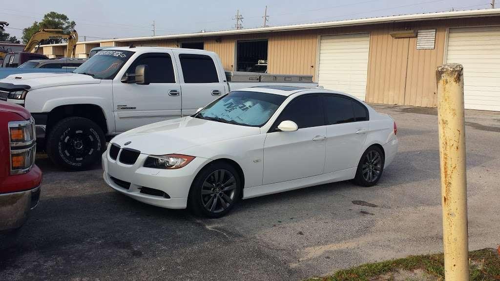 Michaels Auto Body Inc - car repair  | Photo 5 of 10 | Address: 319 Commerce Ct, Winter Haven, FL 33880, USA | Phone: (863) 299-8122