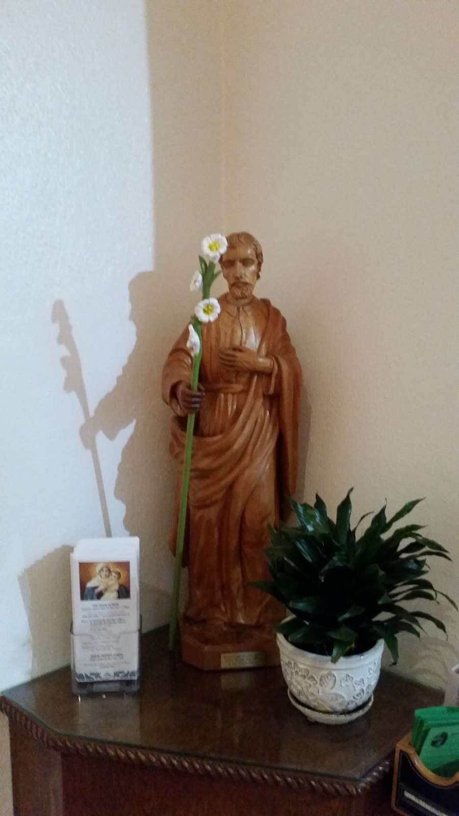 Our Lady Of Schoenstatt Shrine - church  | Photo 10 of 10 | Address: 17071 Low Rd, Helotes, TX 78023, USA | Phone: (210) 695-1400