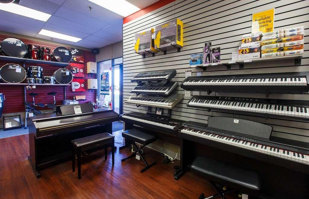 Music & Arts - electronics store  | Photo 10 of 10 | Address: 300 Andover St, Peabody, MA 01960, USA | Phone: (978) 532-3380