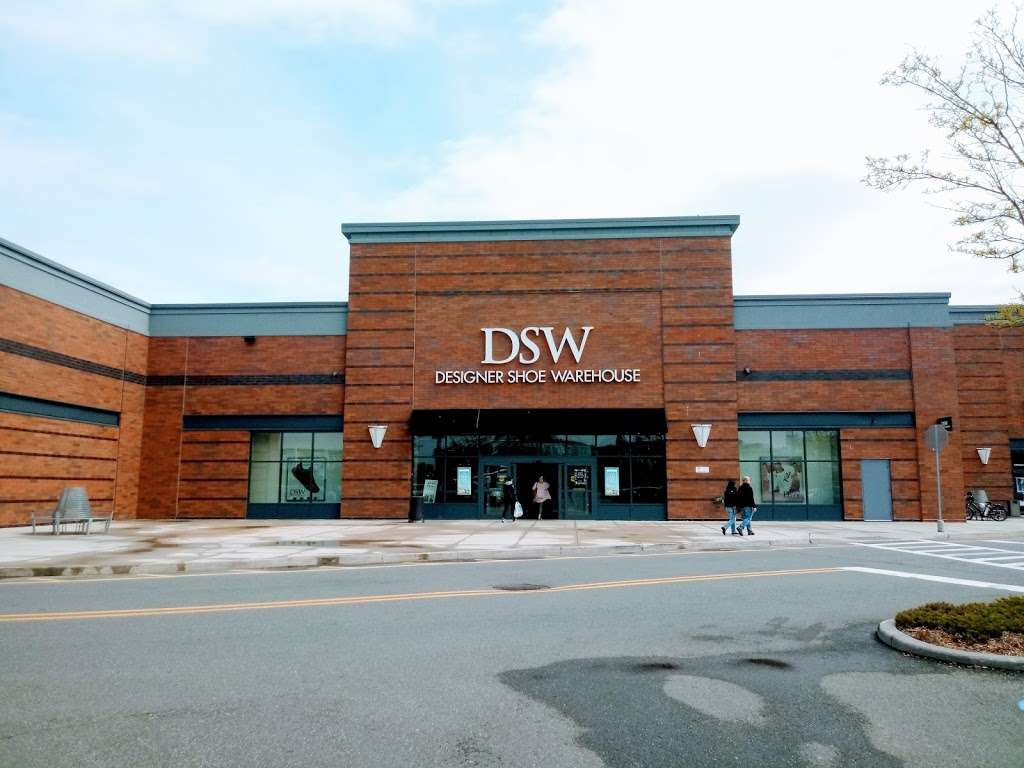 DSW Designer Shoe Warehouse, 550