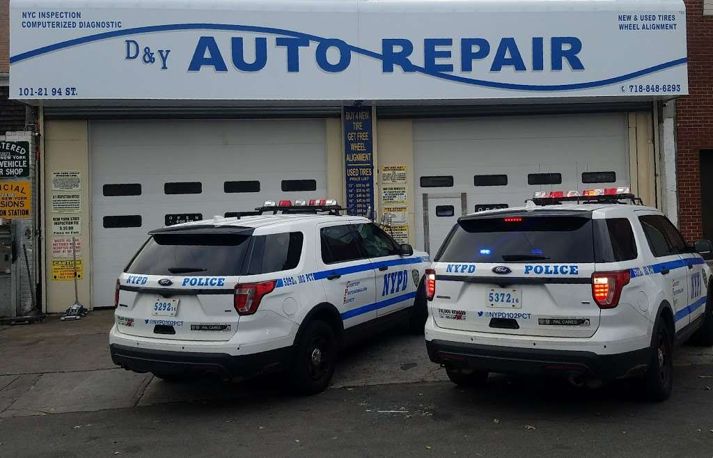 D & Y Auto Repair - car repair  | Photo 2 of 8 | Address: 101 21 94th Ave, Ozone Park, NY 11416, USA | Phone: (718) 848-6293