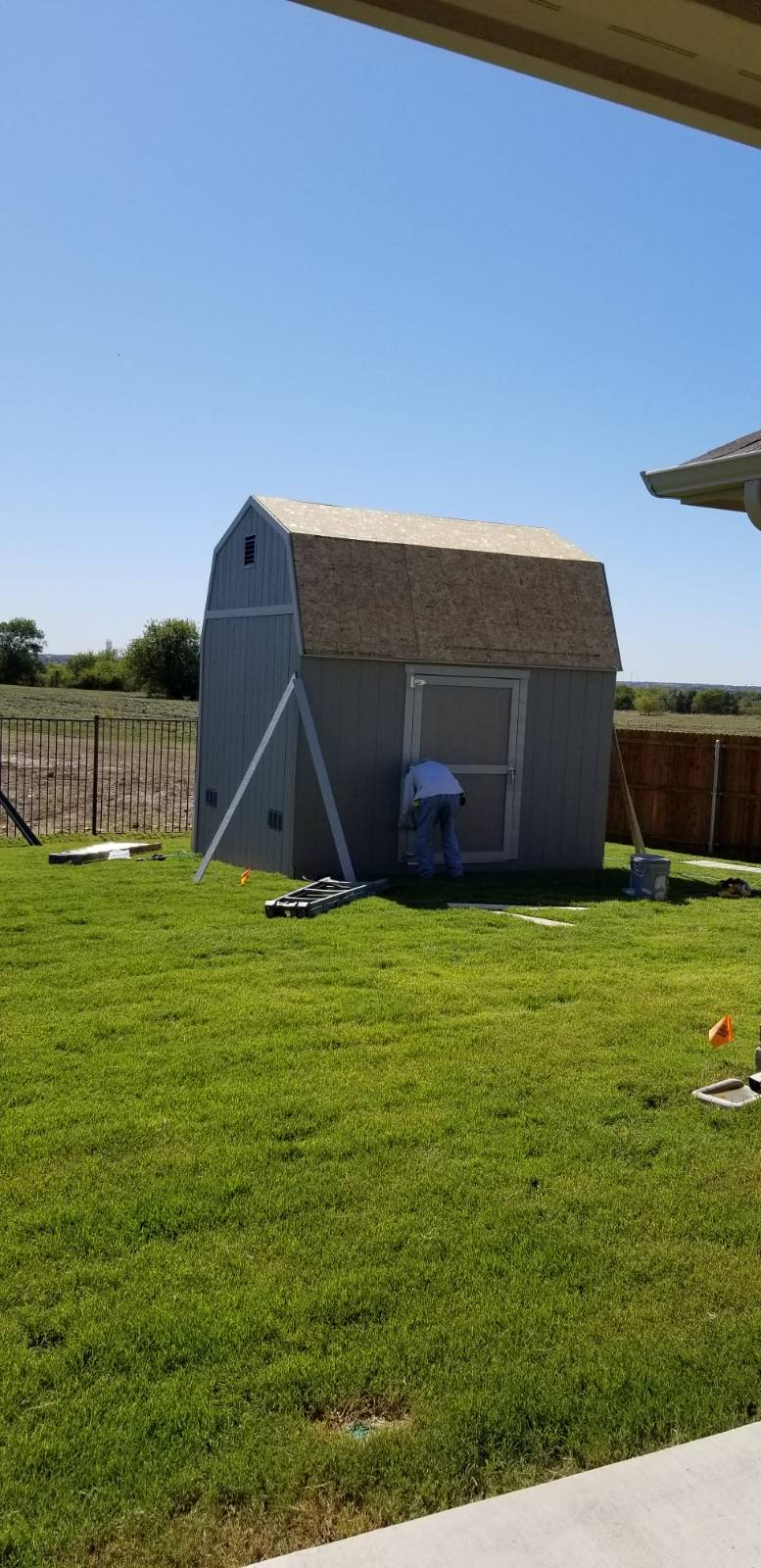 Tuff Shed - storage    Photo 5 of 10   Address: 2929 TX-360, Grand Prairie, TX 75052, USA   Phone: (972) 206-2384