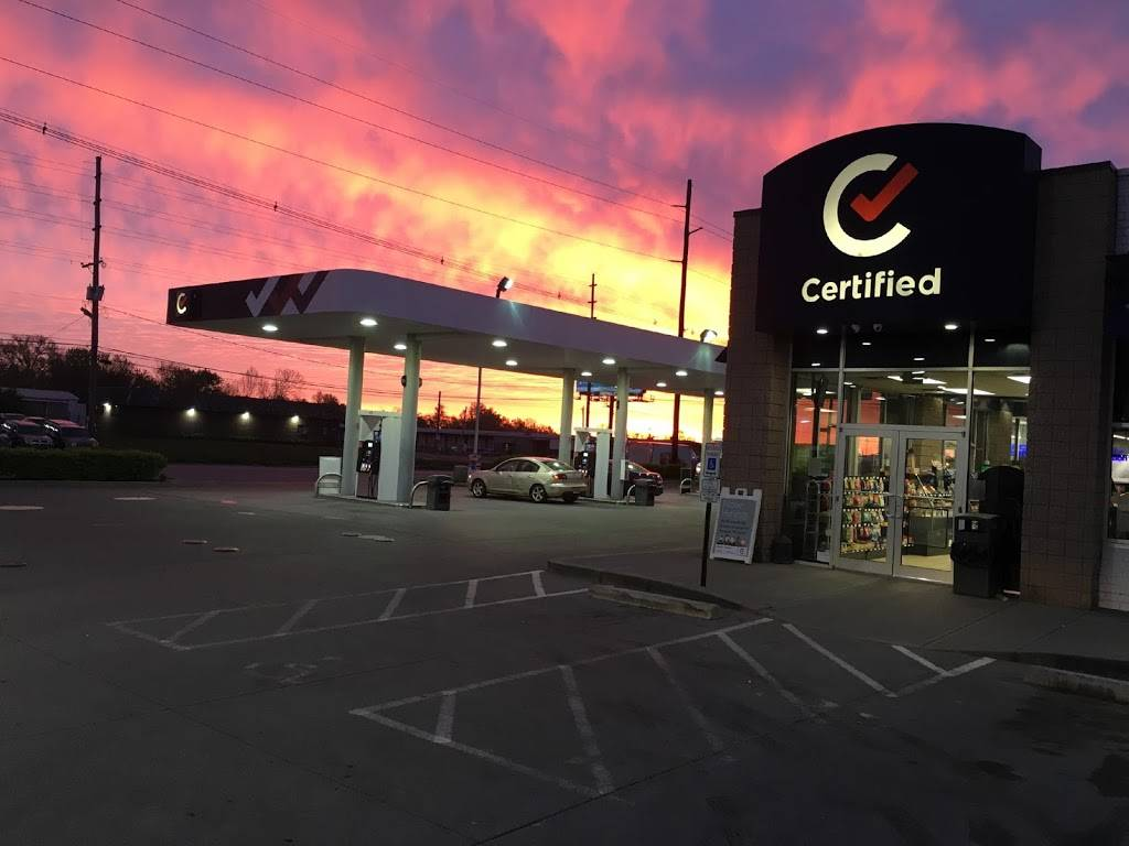 Certified Oil - gas station  | Photo 9 of 9 | Address: 1093 Frank Rd, Columbus, OH 43223, USA | Phone: (614) 351-4476