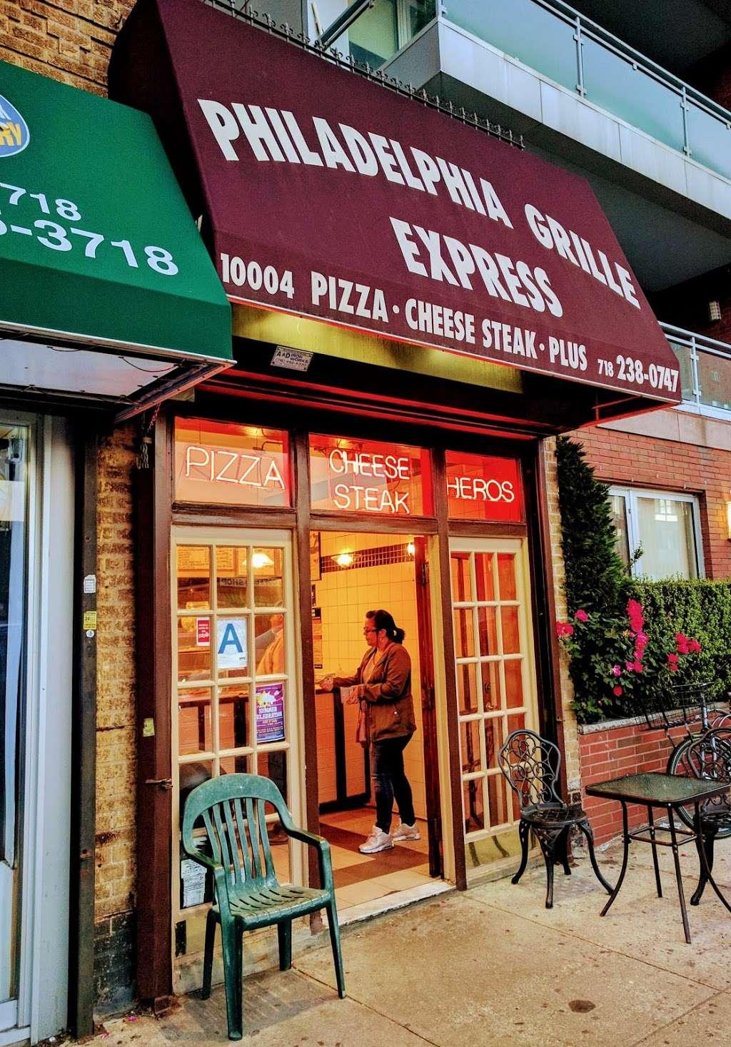 Philadelphia Grille - restaurant  | Photo 1 of 9 | Address: 10004 4th Ave, Brooklyn, NY 11209, USA | Phone: (718) 238-0747