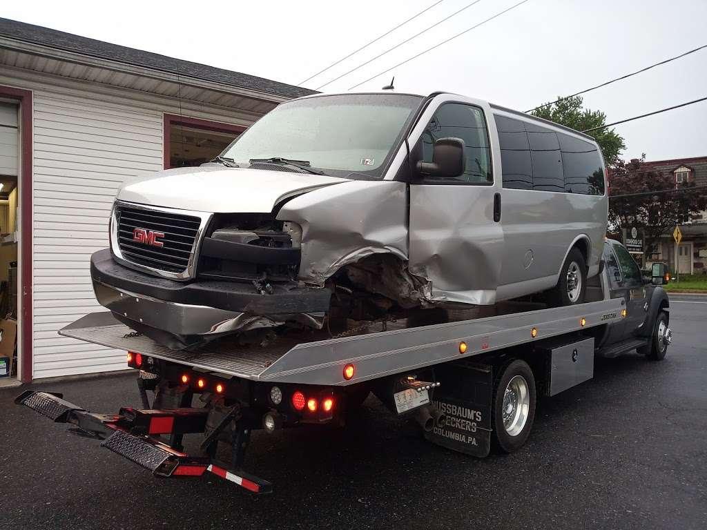 Zimmerman Auto Body & Repair - car repair    Photo 3 of 6   Address: 2402 W Main St, Ephrata, PA 17522, USA   Phone: (717) 733-5841