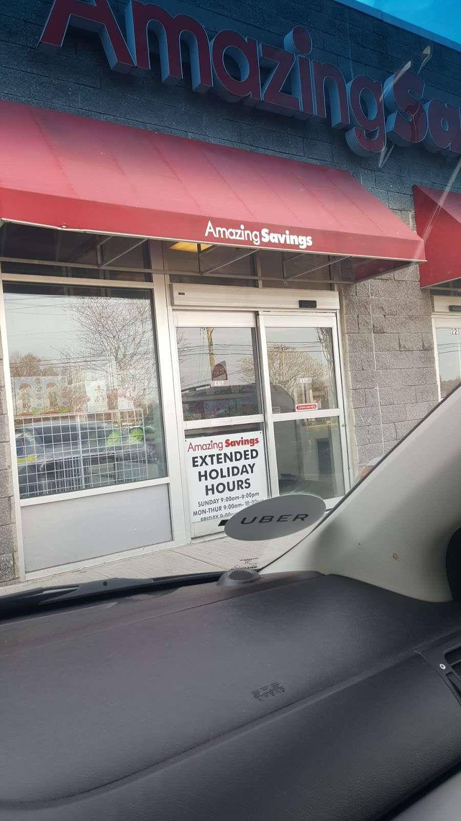 Amazing Savings Clifton - store  | Photo 7 of 10 | Address: 1803, 225 Allwood Rd, Clifton, NJ 07012, USA | Phone: (973) 778-7070