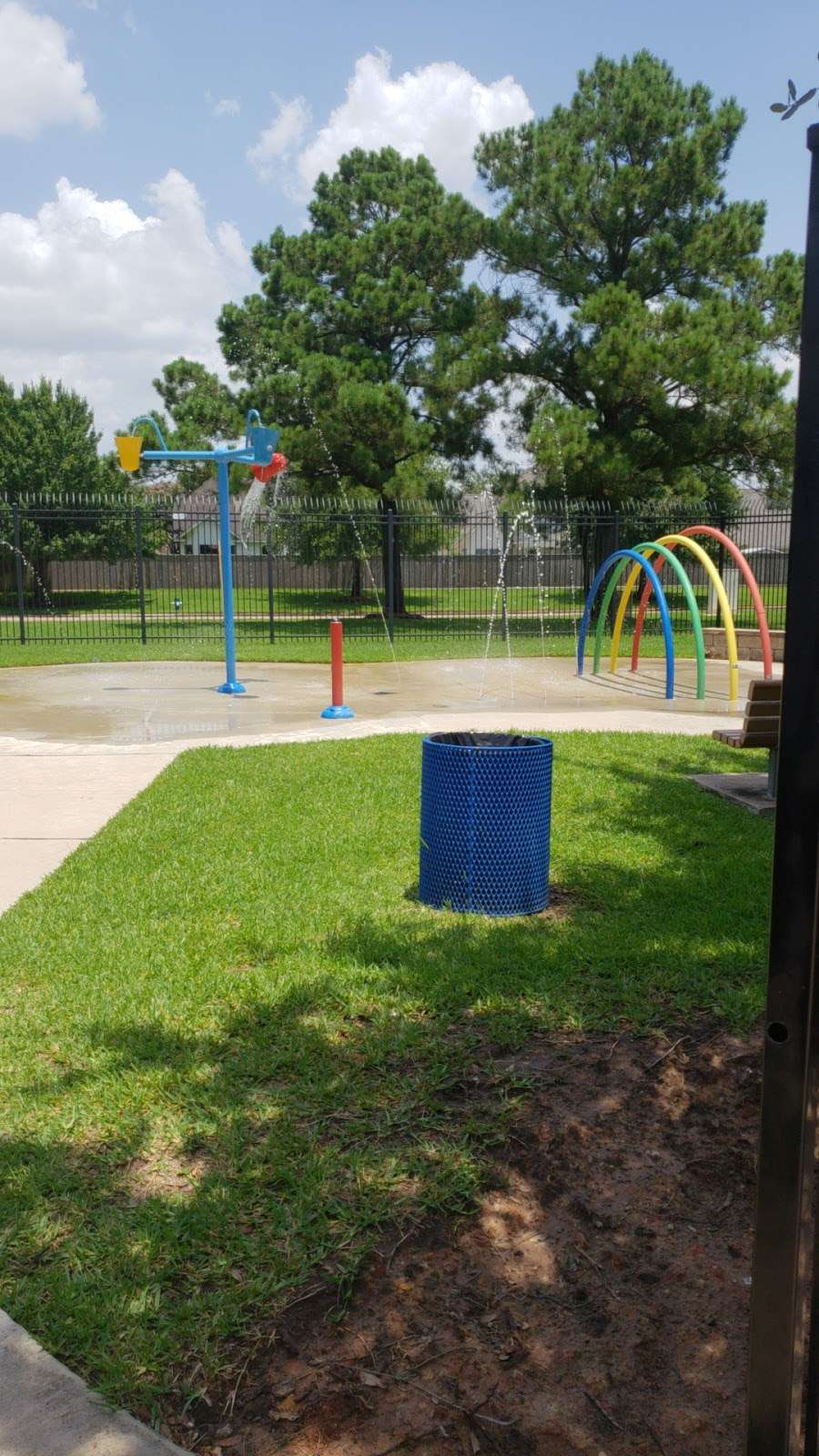 Westfield Pool/Splashpad/Tennis/Playground - park  | Photo 3 of 10 | Address: 19929, 20009 Misty Cove Dr, Katy, TX 77449, USA
