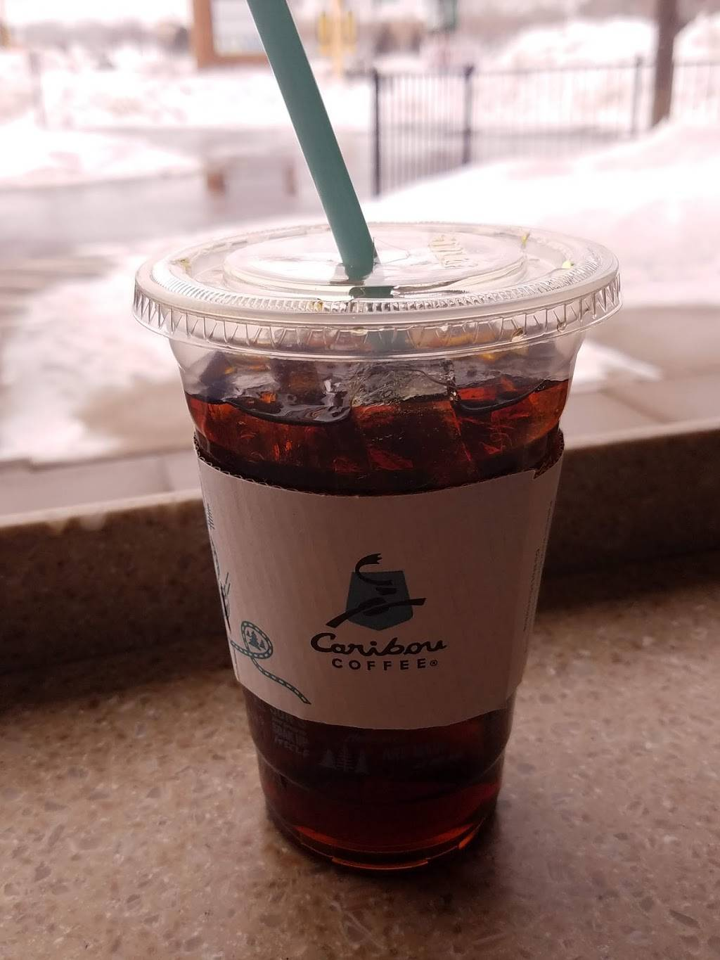 Caribou Coffee - cafe    Photo 5 of 9   Address: 9008 Cahill Ave, Inver Grove Heights, MN 55076, USA   Phone: (651) 455-9786