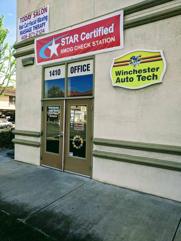 Winchester Auto Tech - car repair  | Photo 1 of 1 | Address: 1410 S Winchester Blvd, San Jose, CA 95128, USA | Phone: (408) 540-7772