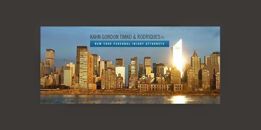 Kahn Gordon Timko & Rodriques P.C. - lawyer  | Photo 1 of 2 | Address: 102 Bay Ridge Ave, Brooklyn, NY 11220, USA | Phone: (646) 480-6141