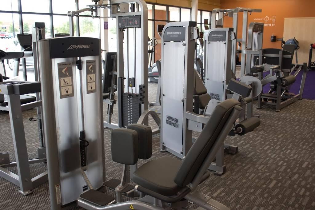 Anytime Fitness - gym  | Photo 6 of 10 | Address: 6945 Austin Bluffs Pkwy, Colorado Springs, CO 80923, USA | Phone: (719) 284-5200