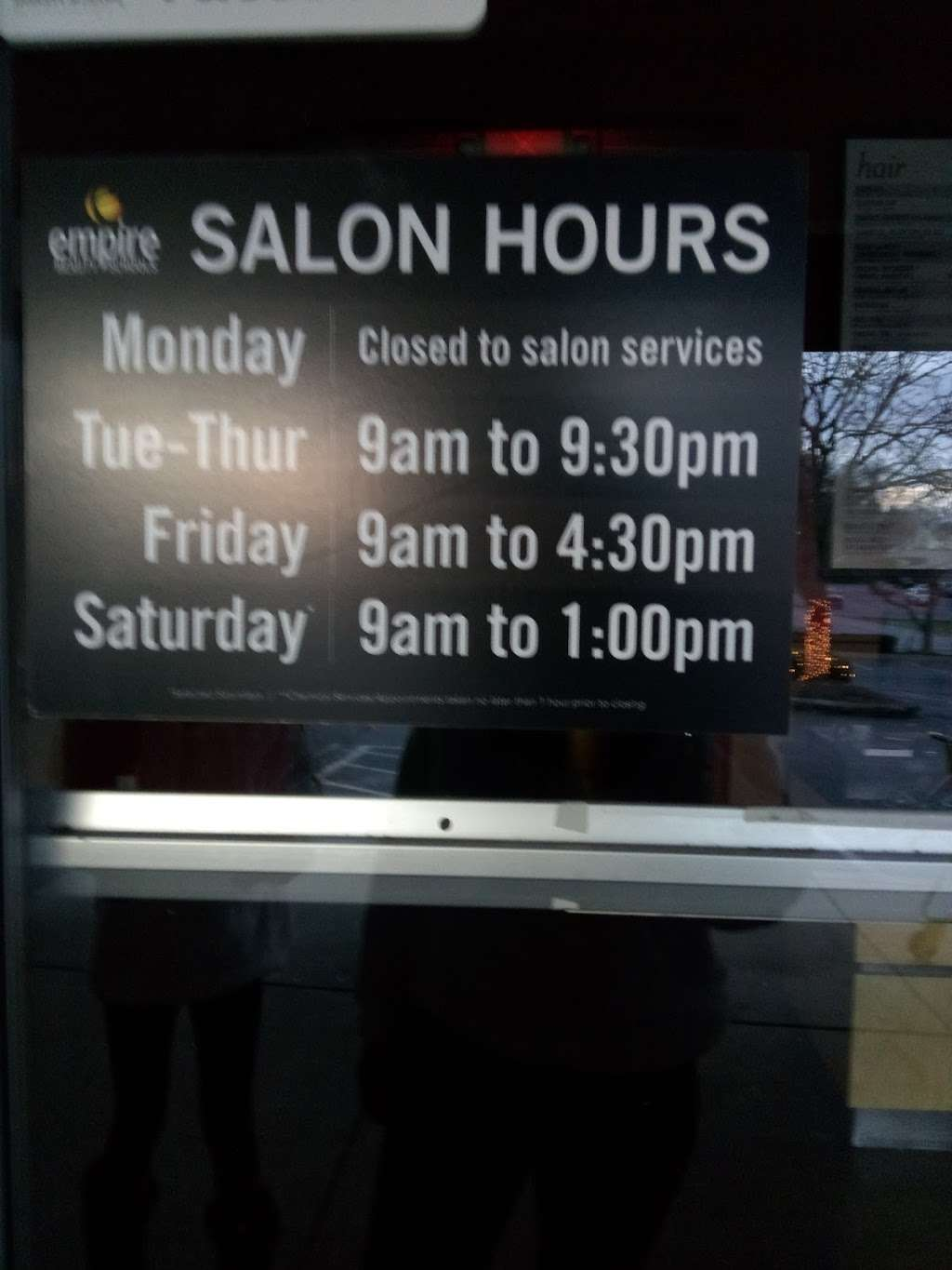 Empire Beauty School - hair care    Photo 7 of 8   Address: 1801 Columbia Ave, Lancaster, PA 17603, USA   Phone: (717) 207-8360