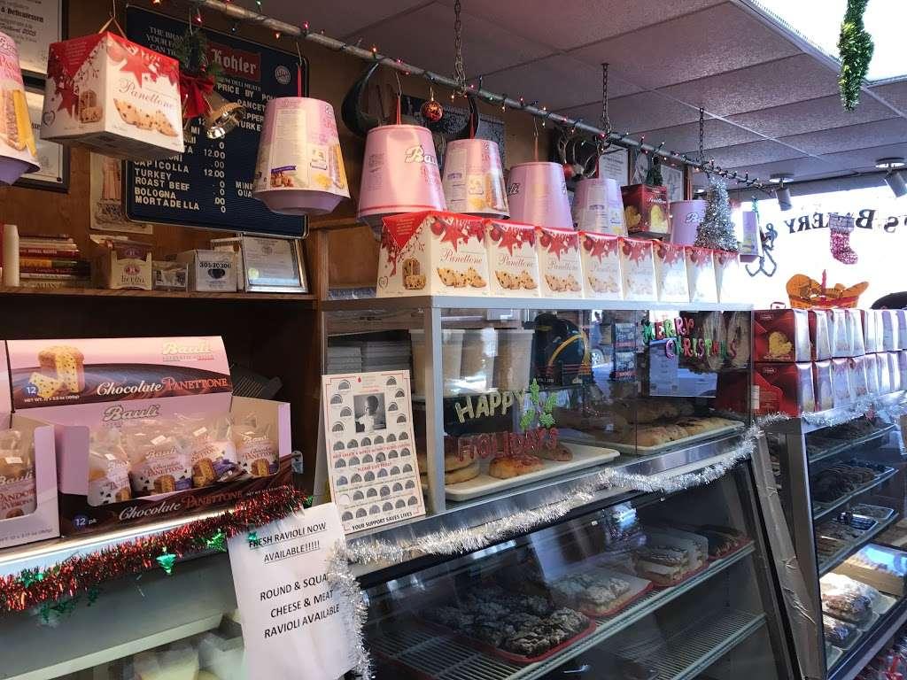 Leos Bakery & Deli - bakery  | Photo 4 of 10 | Address: 514 Grand Ave, North Bergen, NJ 07047, USA | Phone: (201) 348-8433