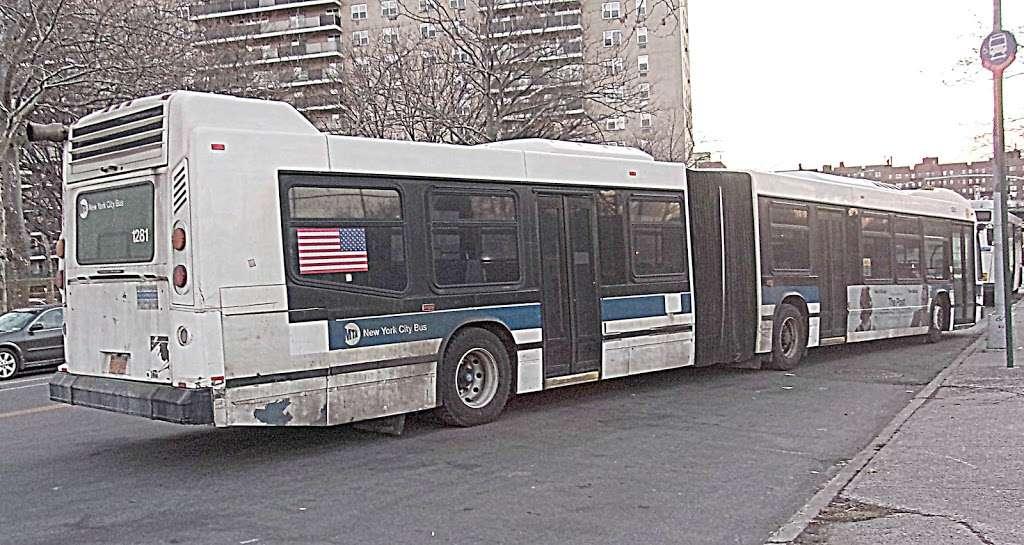 W 205 St/paul Av - bus station  | Photo 2 of 7 | Address: Bronx, NY 10468, USA