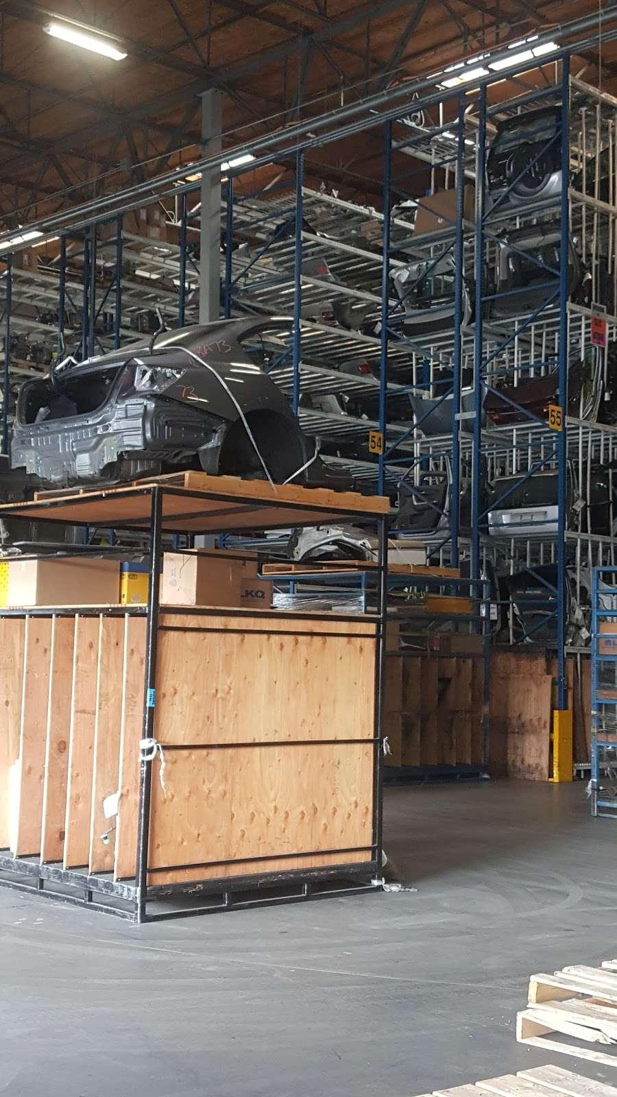 Keystone Automotive - Los Angeles - car repair  | Photo 6 of 10 | Address: 13642 Orden Dr, Santa Fe Springs, CA 90670, USA | Phone: (800) 243-4340