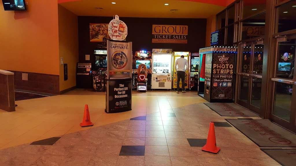 Regal Cinemas Waugh Chapel 12 & IMAX - movie theater  | Photo 3 of 10 | Address: 1419 S Main Chapel Way, Gambrills, MD 21054, USA | Phone: (844) 462-7342